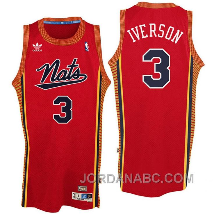 0413ff58c46 ... Philadelphia Red Hardwood Classics Swingman Nats Jersey For Sale from  Reliable Allen Iverson NWT Throwback Jersey ALLEN IVERSON 3 Philadelphia  76ers ...