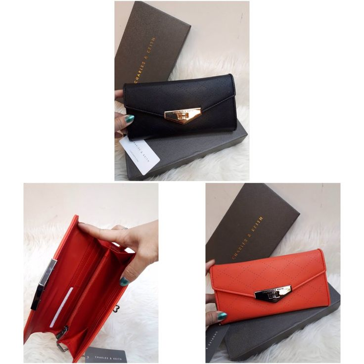 Dompet Charles and Keith 7037 20x10 190rb