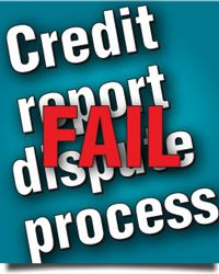 Credit report dispute process. How to properly dispute credit report information. Reporting agencies have loopholes.  Don't get caught and lose your case.