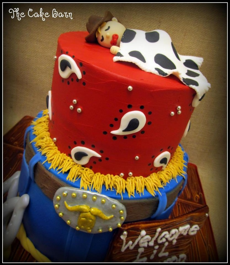 Cowgirl Baby Shower Cakes: 86 Best Images About Cowboy & Cowgirl Baby Shower