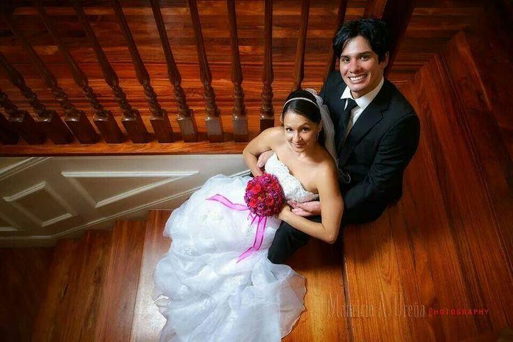 Hermosa pareja gracias por su confianza