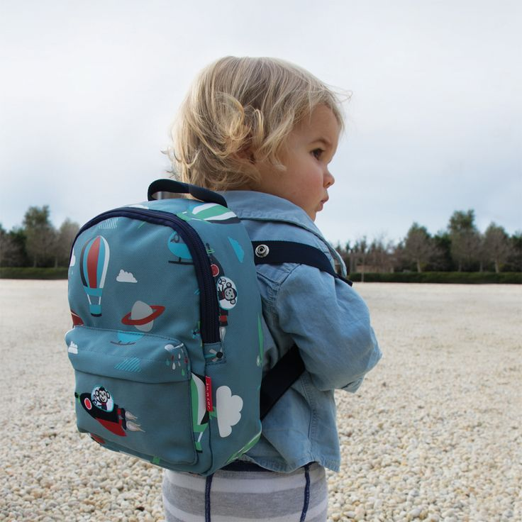 Our NEW Mini Rucksack is great for the toddlers to feel all grown up. pennyscallan.com.au pennyscallan.co.nz