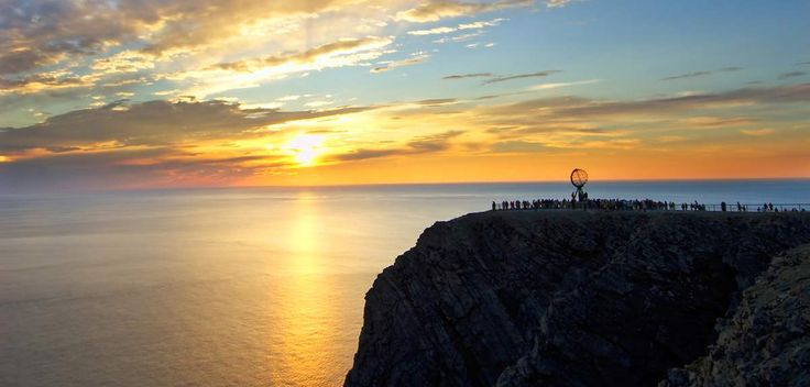 Norway and the midnight sun.. Top places to see the midnight sun