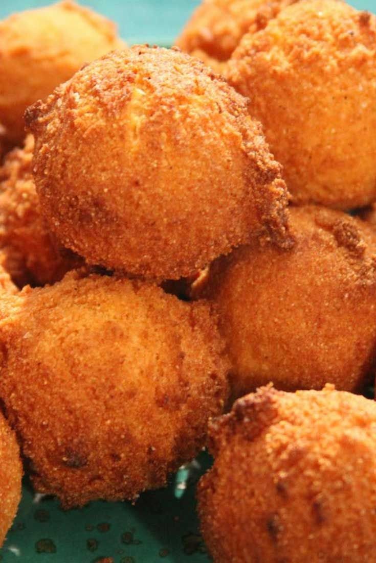 Recipe For Hush Puppies With Jalapeno Peppers Recipe Hush Puppies Recipe Recipes Food
