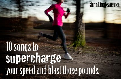 Running Playlist: 10 Songs to Supercharge your Speed and Leave those Pounds in the Dust #exercise #songs #workout