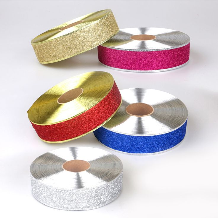 Find More Ribbons Information about 2m Gold Spring Onions Powder Ribbon…