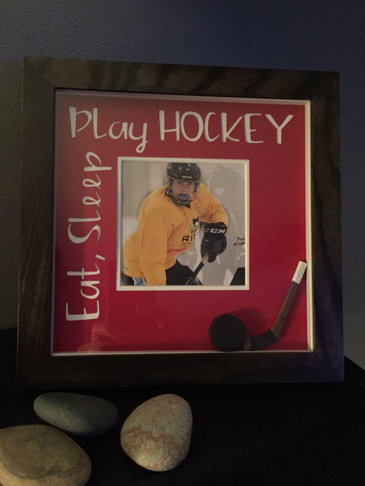 72 best Hockey Mom images on Pinterest Hockey crafts, Hockey - hockey templates free