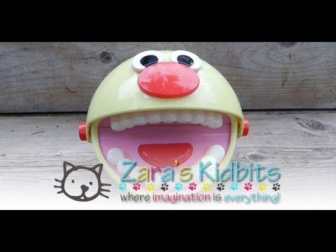 What are kids saying about BrushyBall? Brushing expert, Zara, demonstrates BrushyBall.