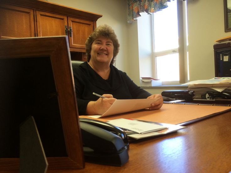 Barbara Gunther Registrar