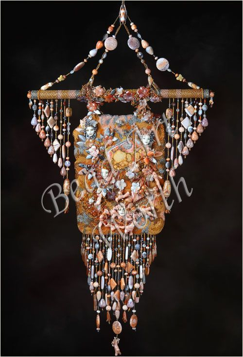 185 Best Bead Decor For Home And Garden Images On