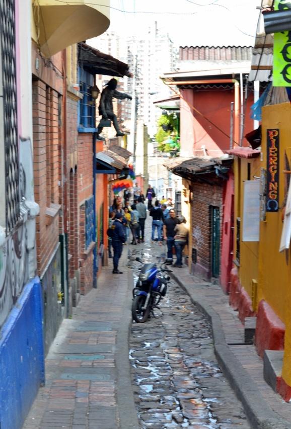 El Chorro de Quevedo. Bogotá.