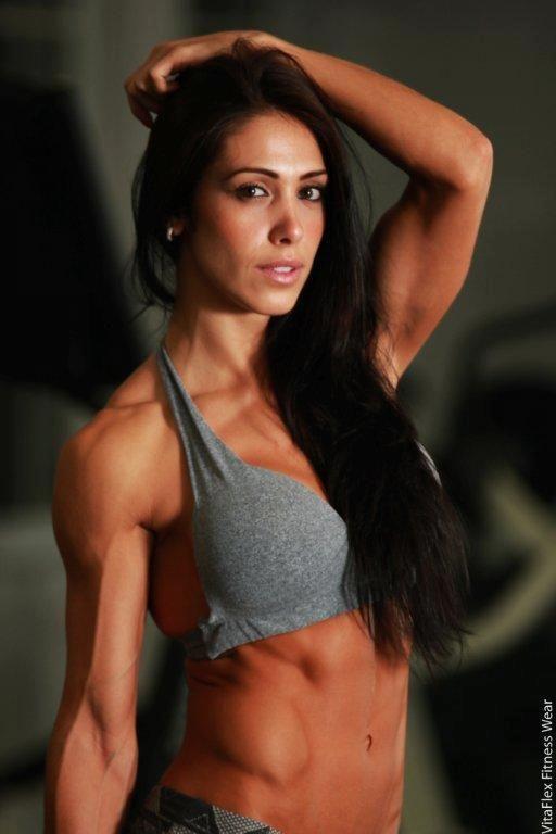 Super bodybuilder nude divas