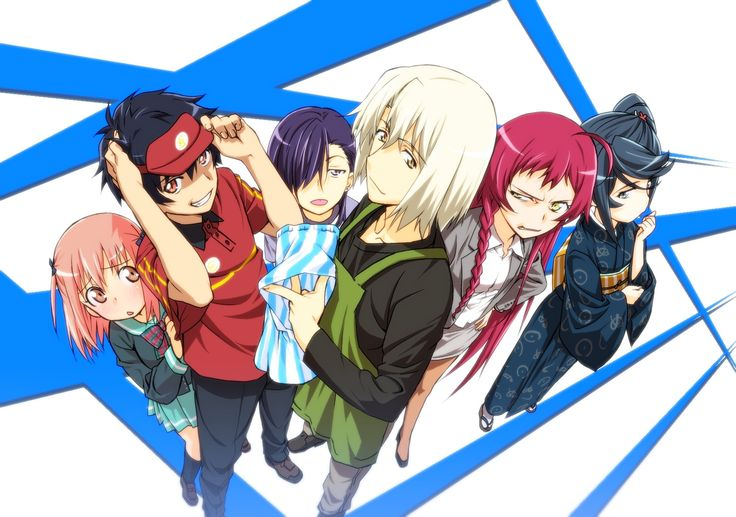 The Devil is a Part-Timer! HD Wallpapers