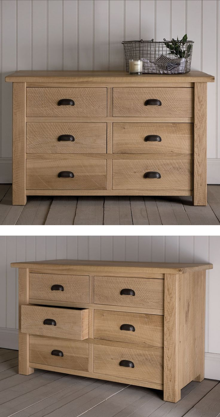 Indigo Oak Linen Cupboard ideal for storing seasonal clothing and guest  linen. Choose from six. Oak Bedroom FurnitureWooden FurnitureLinen ...