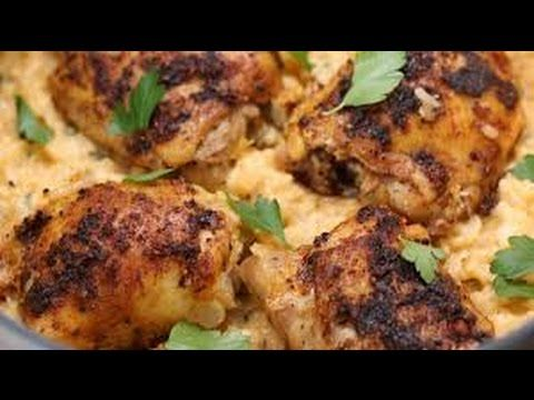 One Pot Cajun Chicken And Rice..!!!! - YouTube