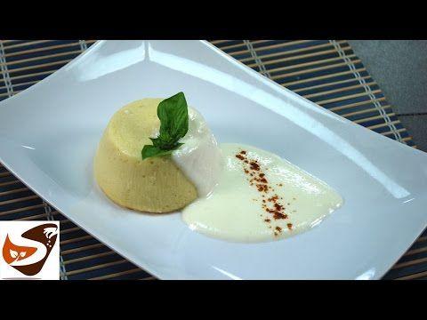 Sformato di patate: con fonduta al formaggio - Speziata