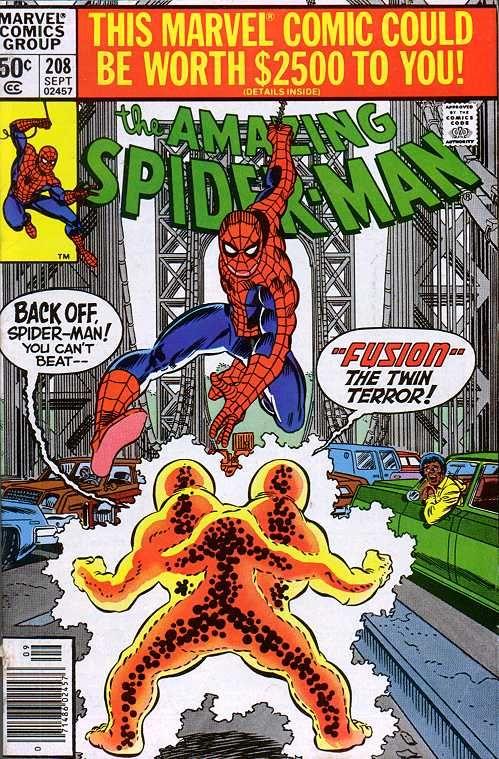 The Amazing Spider-Man (Vol. 1) 208 (1980/09)