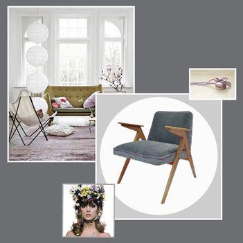 Melki BUNNY - armchair  // Redesign - Renovation - 1960