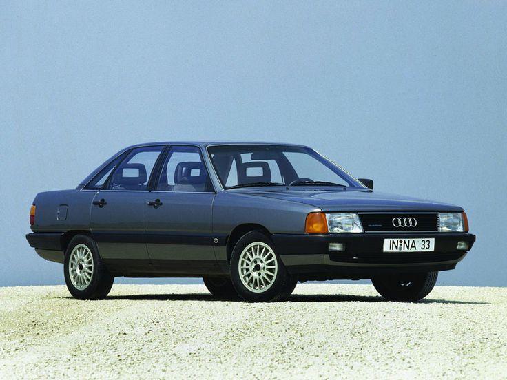 Audi 100 quattro C3 1982–1987 wallpaper
