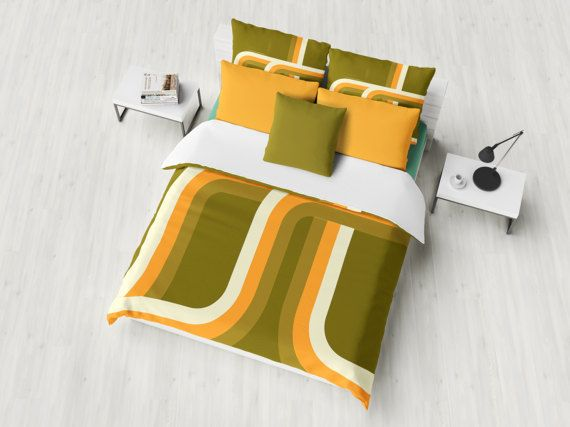 Check out this item in my Etsy shop https://www.etsy.com/ca/listing/512886979/retro-lines-duvet-cover-cool-duvet-cover