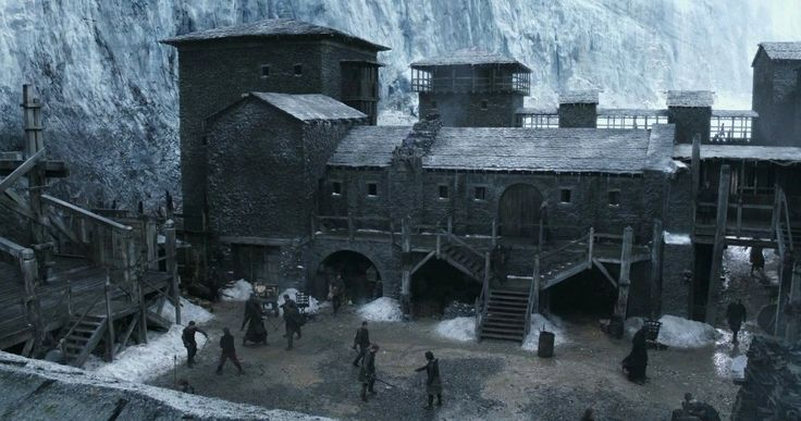 'Game of Thrones' Season 6 Castle Black Set Threatened by a Rockslide -- Showrunner D.B. Weiss explains one of the many challenges the crew faced while shooting 'Game of Thrones' Season 6. -- http://movieweb.com/game-of-thrones-season-6-rockslide/