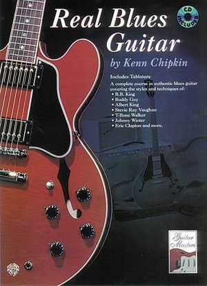 Real Blues Guitar: Book & CD