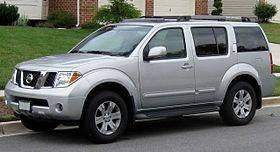 Nissan Pathfinder R51 – 2005