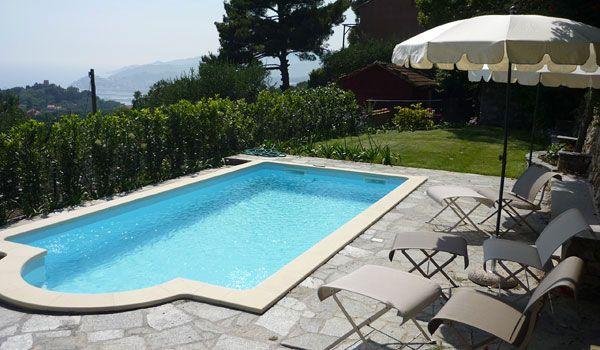 Ferienhäuser und Ferienwohnungen in Ligurien - Übersicht