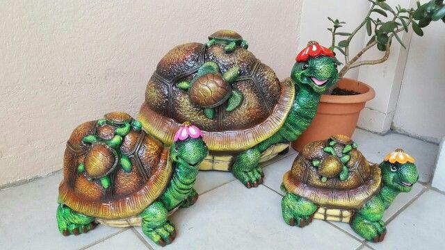 Ceramica tortugas