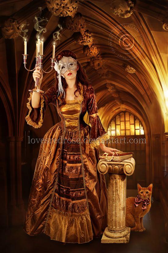 masquerade by EnchantedWhispersArt.deviantart.com on @DeviantArt