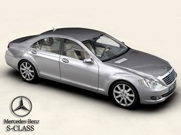 Mercedes S Class 2006 3D Model- Accurate very high definition Mercedes S Class model, detailed interior, fully textured. Previews rendered in XSI.Max Format:Meshsmooth is applied so you can set the object resolution as you like. Just use the Named Selection Set meshsmooth to select the SubD objects.Obj Format:In 3 different resolutions ranging from 111015 to 771889 Polygons. Interior and exterior are saved separately so you can render the car also without the interior.The lowest poly-version…