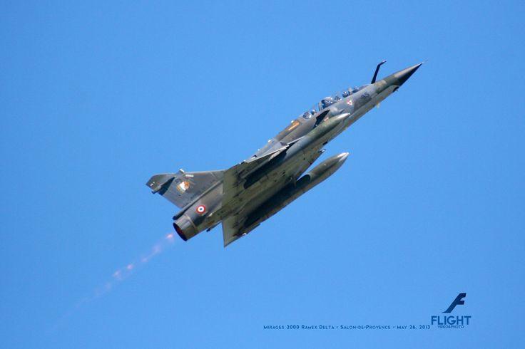 November 2014 - Dassault Mirage 2000N - Ramex Delta Display Demo - 60 Ans Patrouille de France, 2013 - Salon-de-Provance - May 26, 2013  Buy Now the Flight 2014 Calendar http://rp9.it/FlightCalendar2014 Contains 12 Amazing Aircraft Photos. The Best Gift for Christmas!
