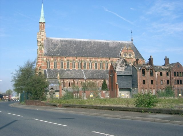 Gorton Monastery. This is where I dreamt of having my wedding reception when I was growing up...now I think it might be slightly too far away.