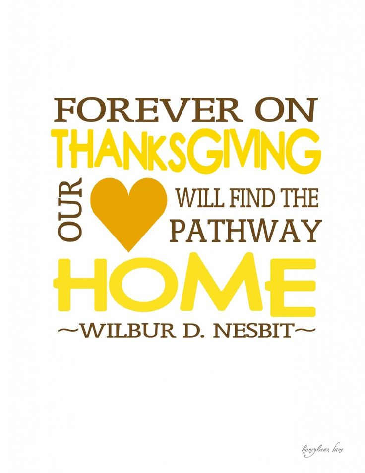 17 Best Images About Thanksgiving Quotes On Pinterest