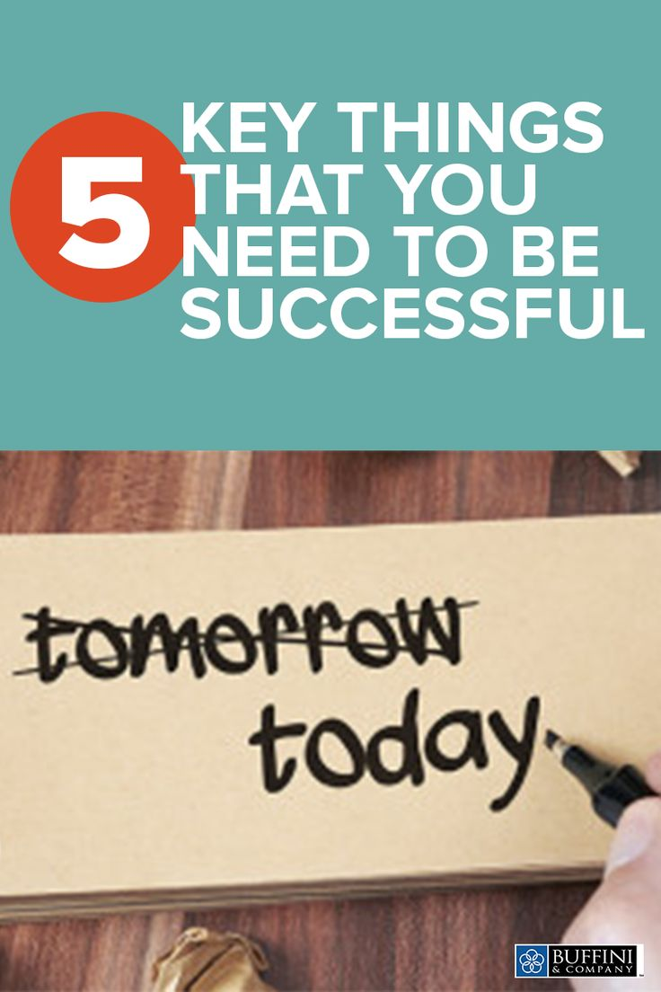 The 5 Skillful Things You Need To Be Successful Today. Real Estate CareerNeed  ...
