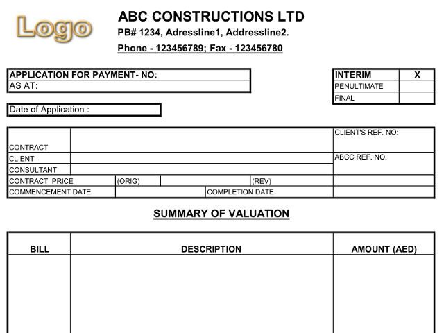 Quality Construction Payment Certificate Template In 2021 Certificate Of Achievement Template Certificate Templates Free Certificate Templates