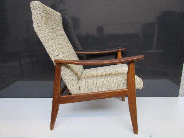 Vintage fauteuil, Deens design.