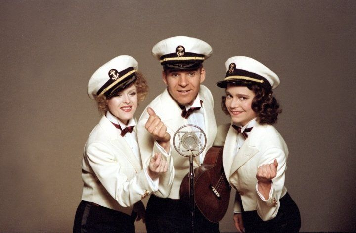 Steve Martin, Bernadette Peters and Jessica Harper in Spiccioli dal cielo (1981)                                 http://www.imdb.com/media/rm4229151488/tt0082894?ref_=ttmd_md_pv