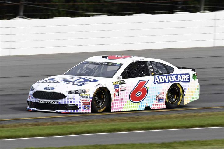 Starting Lineup for Overton's 400 Sunday, July 30, 2017 Trevor Bayne will start 19th in the No. 6 Roush Fenway Racing Ford Crew chief: Matt Puccia Spotter: Roman Pemberton Photo Credit: John K Harrelson NKP Photo: 19 / 38