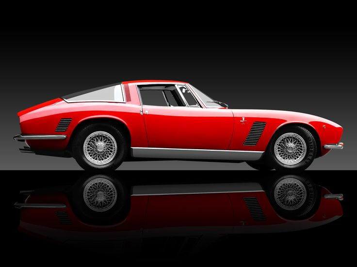 Best Iso Grifo Images On Pinterest Dream Cars Vintage Cars