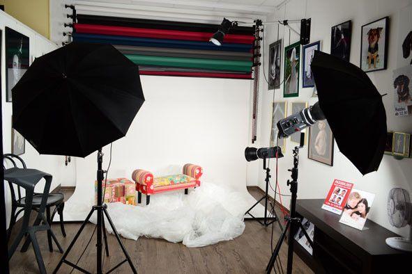 Professionelles Fotoshooting für bis zu 4 Personen