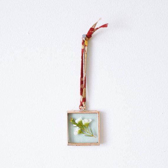 Mini Copper Frame // Mini Keepsake Copper Frame // Mini Copper
