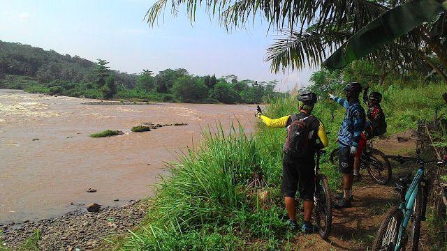 FreeRider MTB Community: Rute MTB kawasan Bogor Barat Part II