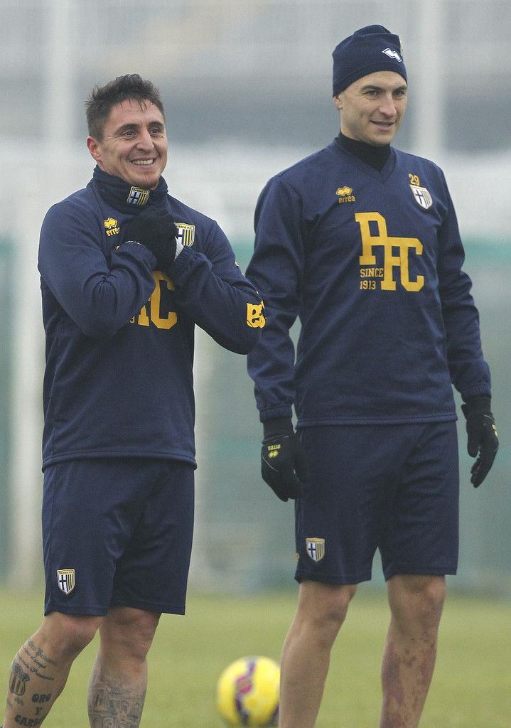 Parma FC Training Session