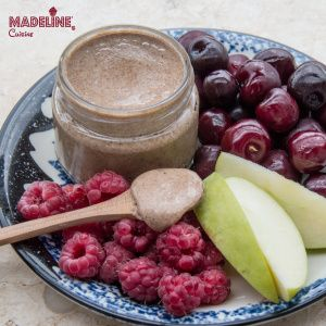 Unt raw de migdale / Raw almond butter - Madeline's Cuisine