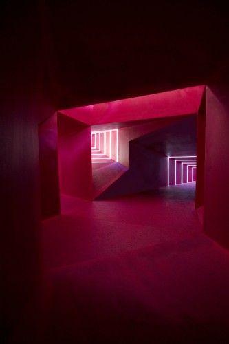 General Manifold / Spatial Ops: Pink Pink Pink, Michigan, Lights Art, Modern Architecture, Federer Screw, Factories, Design, Spatial Op, General Manifold