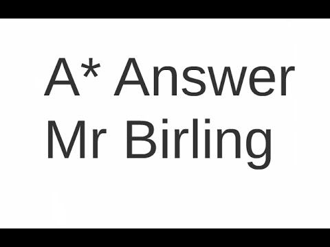 My A* Analysis of Mr Birling in 'An Inspector Calls' - YouTube