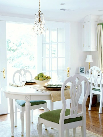 49 Best Images About Painted Dining Room Tables On