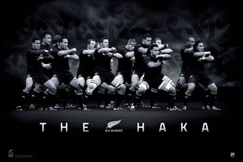 New Zealand All Blacks! love this Rugby team!: