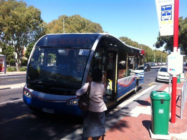 Öffentlicher Verkehr in Kapstadt: So kommst du sicher durch Kapstadt